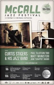 mccall jazz festival
