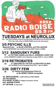 radio boise march 2013