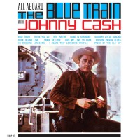 johnny cash blue train