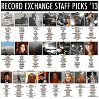 2013 staff picks