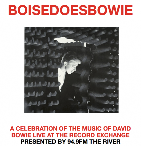 boise does bowie poster