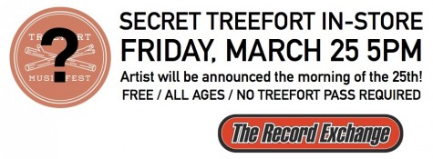 secret in-store friday
