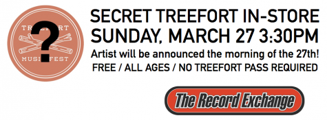 secret in-store sunday
