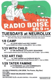 radio boise tuesdays january 2013