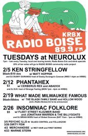 radio boise tuesdays february 2013