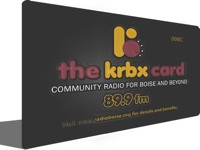 krbx card savings!