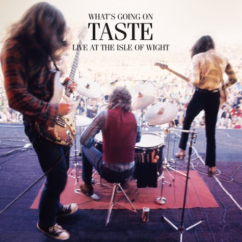 Taste Whats Going On CD cover (hr)