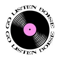 go listen boise logo square