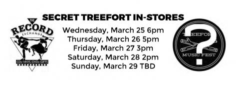 secret in-store schedule fb