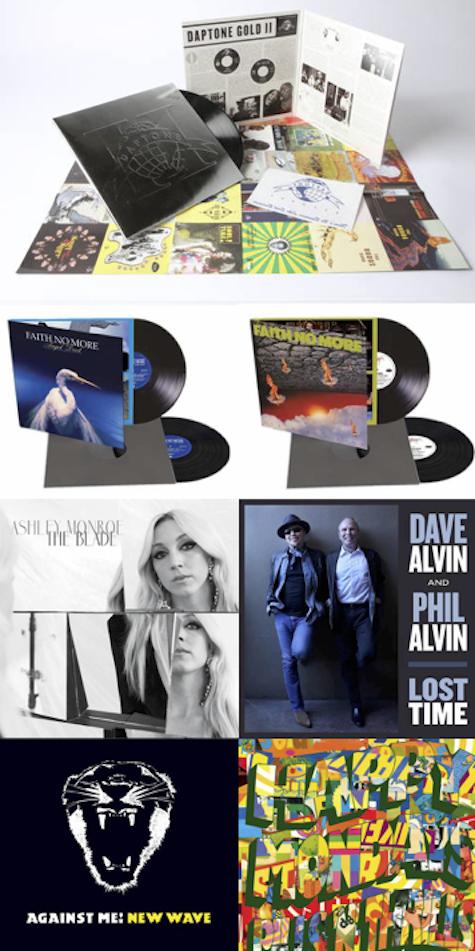 vinyl tuesday 9.15.15